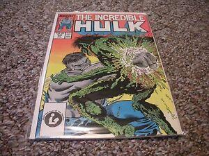 Incredible Hulk # 334 (1962-1999 1st Series) Marvel Comics NM+