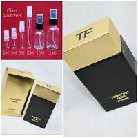 Tom Ford Noir Extreme Men Eau De Parfum Authentic SAMPLE 2ml 3ml 5ml 10ml 15ml