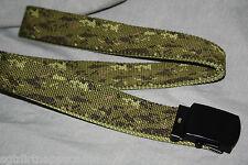 Cadpat Canadian Digital Dress belt/ standard belt loop