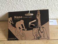 Nano Bicycle Brake Light SS-L326, Ilumenox, Caliper Center pull Brake Light