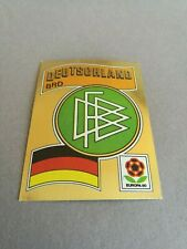 PANINI EURO 80 DEUTSCHLAND BRD 33 WEST GERMANY EUROPA 1980 STICKER 74 78 82 84