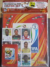 FIFA World Cup 2010 Starter Set / Panini / Neu & OVP / WM / EM
