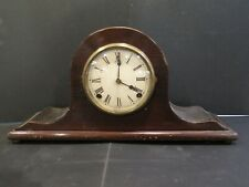 New listing Sessions Mantle Clock Chiming Tambour Shelf Table Parts Repair