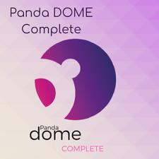 Panda Dome Complete 2019 1/ 3 o Ilimitadas Dispositivos 1/ 2/ 3 años  ES