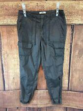 Women's Hollister Gray Chino Pants Size 9 Waist 29 Inseam 27