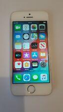 Apple iPhone 5s - 16GB (Unlocked) Smartphone - Silver