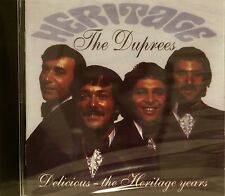THE DUPREES 'Delicious - The Heritage Years' - 20 Cuts
