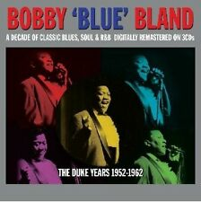 BOBBY 'BLUE' BLAND - THE DUKE YEARS 1952 - 1962 - 3 CD BOX SET