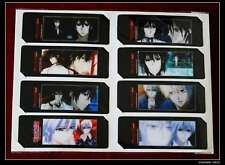 Vampire Knight Manga Lot De 8 Marque Pages (A) ヴァンパイア骑士