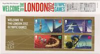 GB 2012 Welcome To The London 2012 Olympic Games Presentation Pack 474 Sport