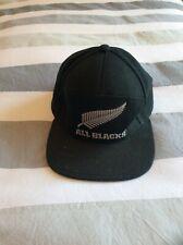 New Zealand All Blacks Rugby Union Flat Cap OSFM ADIDAS