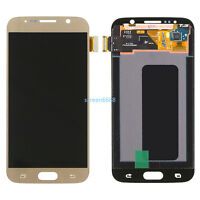 Pour Samsung Galaxy S6 G920F écran LCD Affichage Vitre Tactile Numériseur Gold
