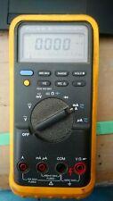 Fluke 87 True RMS digital multi-meter.