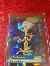 Bandai Digimon Trading Card 17 of 32 Vademon Holo