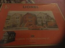 "LIONEL 6-12976 ""DOBSON"" VICTORIAN HOUSE BUILDING KIT NIB SEALED"