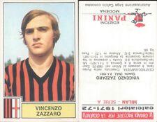 CALCIATORI PANINI A - 1971/72*FIGURINA STICKER *MILAN-SCHNELLINGER*NEW
