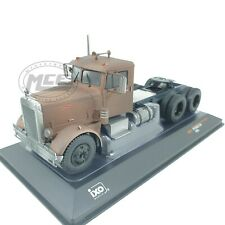 1/43	CAMION TRUCK PETERBILT 281 1956 DIABLO SOBRE RUEDAS RUSTY VERSION IXO MODEL