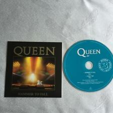 Queen  CD Single Card Sleeve Hammer to Fall / Tear It Up