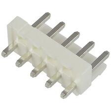 10 MPE-Garry Nylon-Stifleiste 5-polig 250V 5A RM 3,96 gerade Pin header 855915