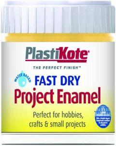 PlastiKote PKTB31W Fast Dry Enamel Paint B31 Bottle Gold Leaf 59ml