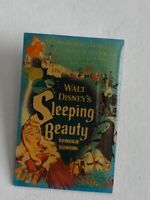 DLR 75th Anniversary One Sheet Framed Set Sleeping Beauty Disney Pin LE (B5)