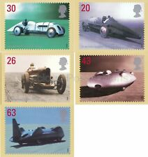 GB POSTCARDS PHQ CARDS MINT NO. 201 1998 SPEED