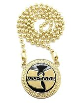 """NEW WU TANG PENDANT WITH 5mm 30"""" BALL CHAIN"""