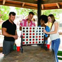 Yard Games Giant 4 In A Row Game Big Fun For Adults Teen Connect Party Outdoor