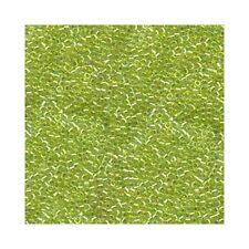 Delica Beads Miyuki 11/0 Seed Beads DB174 Chartruese Green AB Transparent Glass