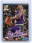 1996-97 FLEER ULTRA #60 RAY ALLEN ROOKIE CARD RC, MILWAUKEE BUCKS, 020615