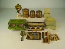 Antikes schönes Puppenküchen Zubehör vor 1945