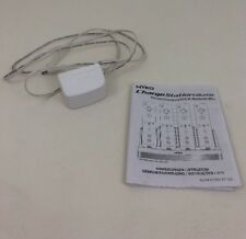 A/C Adapter Remote Battery Nyko ChargeStation Quad Nintendo Wii Replacement