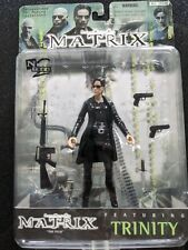The Matrix Movie Film Series Trinity Collectible Action Figure N2 Toys