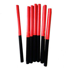 Blue and Red 176mm 10pcs/Lot Carpenter Pencils Universal Durable Measuring