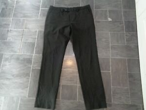 mens black smart trousers from NEXT size 34 w 31 L