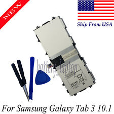 For SAMSUNG BATTERY T4500C 6800mAh FOR GALAXY TAB 3 10.1 INCH GT-P5210 T4500c US
