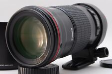 【AB Exc+】Canon EF 180mm f/3.5 L MACRO USM AF Lens for EOS Mount From JAPAN #2706