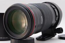 【AB Exc+】Canon EF 180mm f/3.5 L MACRO USM AF Lens for EOS Mount From JAPAN #2706