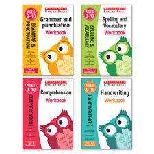 Scholastic Year 5 English Skills Workbook Set (RRP £23.96)