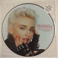 "Madonna Causing A Commotion Maxisingle 12"" UK 1987  Fotodisco color"