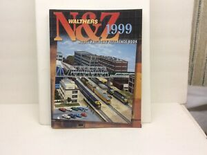 Walthers 1999 N&Z Reference Guide Catalog