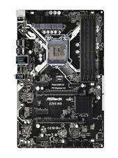 ASRock E3V5 WS Intel C232 Mainboard ATX Sockel 1151  #305616