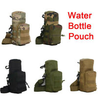 Portable Outdoor Military Water Bottle Bag Kettle Pouch Pouch Tactical Gear Bags