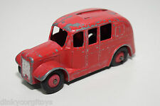 DINKY TOYS 250 STREAMLINED FIRE ENGINE TRUCK RED GOOD CONDITION