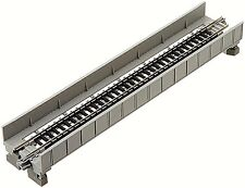 "Kato 20452 N UNITRACK SINGLE PLATE GIRDER BRIDGE GRAY 7-5/16"" Train Track R"
