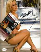 KAYDEN KROSS JSA Coa Hand Signed 8x10 AVN Photo Autograph Authentic