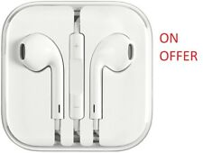 Earphones Headphone For Apple iPhone 6s 6 5c 5 5S 5SE iPad  Handsfree UK