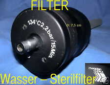 Filtertopf Sterilwasser Wasserfiltergerät Riwoplan Clinica Wasserfilter Water BW