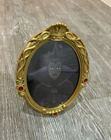 2020 Disney Parks Magic Mirror Photo Frame Evil Queen Snow White