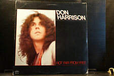 Don Harrison-not far from FREE
